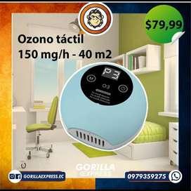 Purifica el aire de tu hogar u oficina con nuestro ozonificador de 150mg/h.
