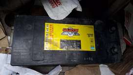 Bateria para camión