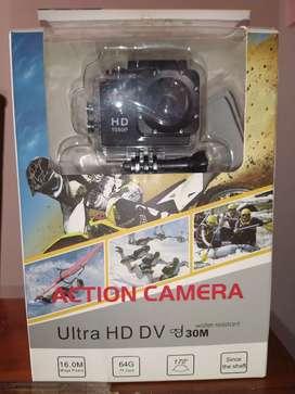 ACTION CAMERA SPORTS HD DV 1080P 30M WR