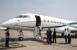 Una amplia y completa flota de aeronaves, que combina la máxima eficiencia operacional para tener una máxima seguridad.