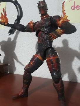 Metal Gear Of Soldier: Man On Fire. Play