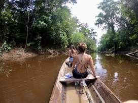 Tour Iquitos selva 2 dias