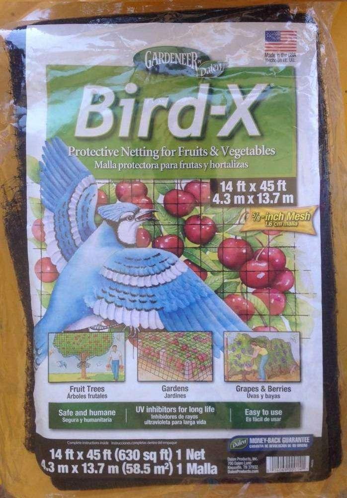Mallas Redes Para Pájaros, Murciélagos Y Otras Especies.46 0