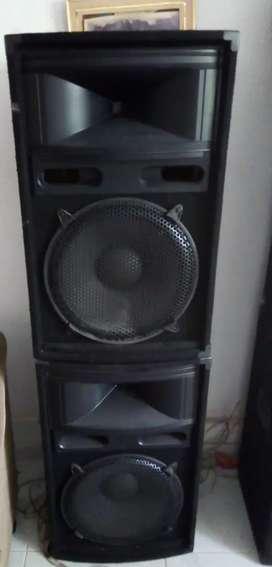 Venta de cabinas de sonido