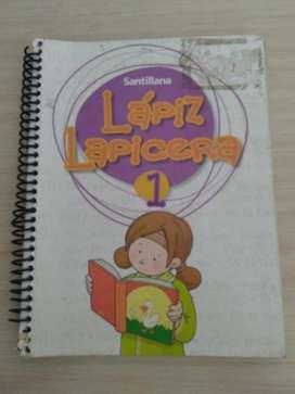 Lápiz Lapicera Santillana 1 Usado