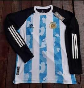 Buzo seleccion argentina