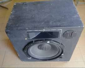 Parlante  woofer
