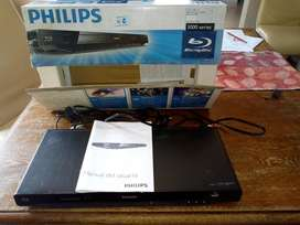 Reproductor Bluray Phillips Bdp3200