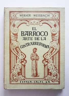 Werner Weisbach - El Barroco