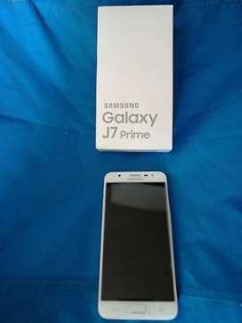 Celular Samsung J7 Prime, nuevo.
