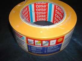 Cinta Demarcatoria Pisos Amarilla 5 Cm X 33 Mts Tesa