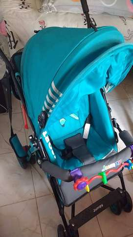 Coche para bebé modelo nuevo marca jumpy