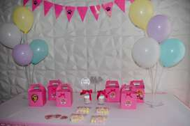 Kit Decoración Fiestas Personalizado - Party Box