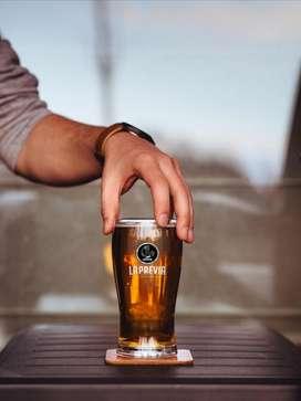 Alquiler chopera de cerveza artesanal