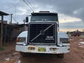 Camión troquero