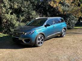 Peugeot 5008 Allure THP Tiptronic / Nafta / 2019
