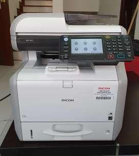 Fotocopiadora Ricoh MP401
