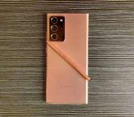 Se Samsung note 20 ultra totalmente nuevo