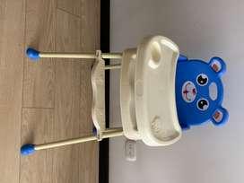 Vendo silla comedor bebé portátil