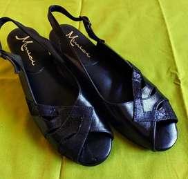 Calzado Mujer Minici Negro N•39