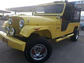 Willys Cj5 Modelo 1959
