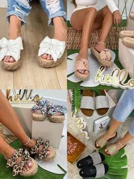 Sandalia diferentes modelos 100% calidad