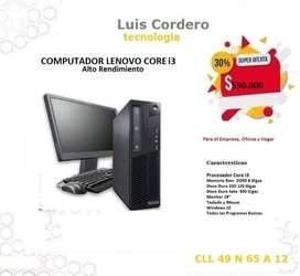 Computador Lenovo CORE i3