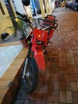 Moto 250 Pegasso