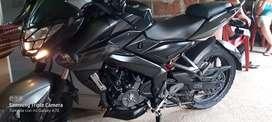 Vendo moto pulzar ns 200