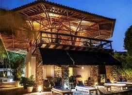 Hermosas cabañas en Venta isla Barú