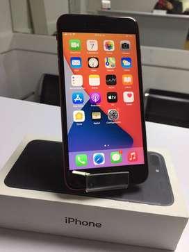 iPhone 7 plus de 128GB Rojo edición especial