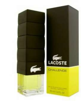 Perfume Original Challenge de Lacoste x 90 ml