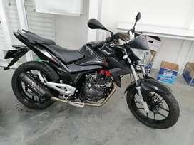 Vendo Moto RTX 150 Modelo 2021