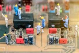 tecnico electronico, con conocimientos de electricidad