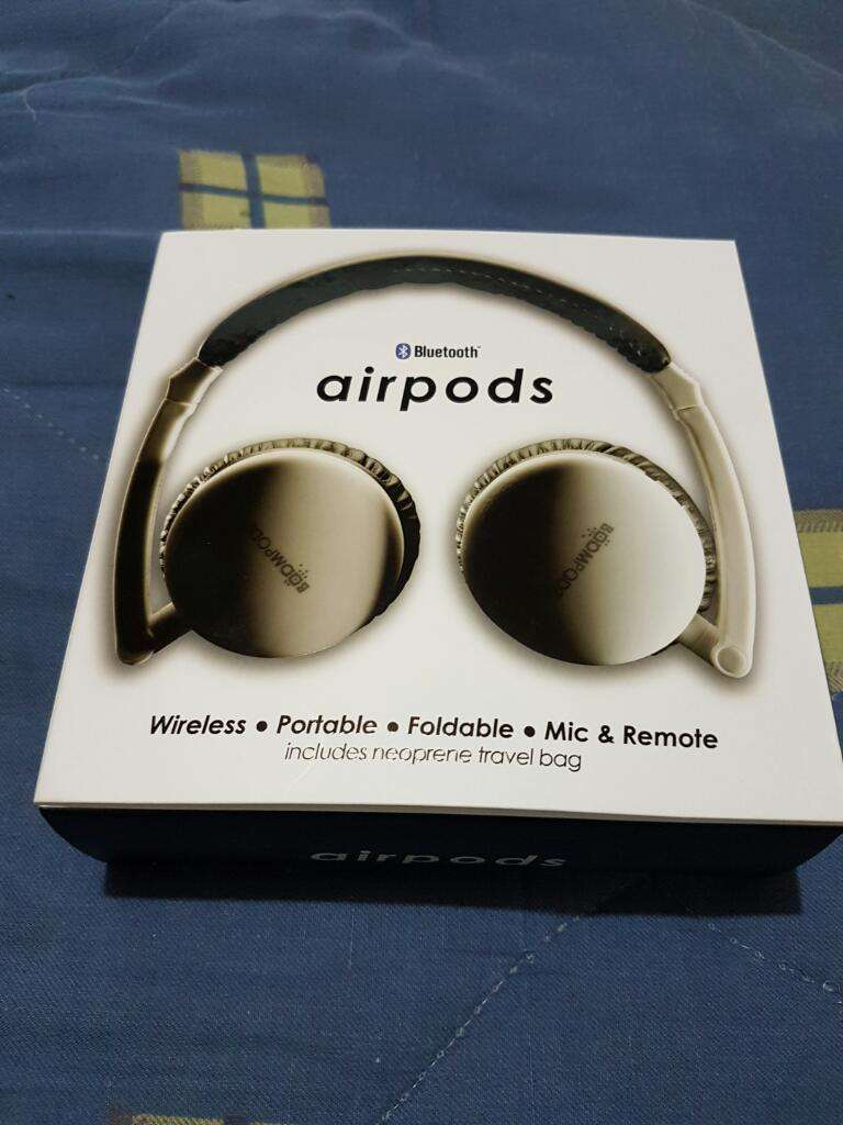 Audifonos Inalambricos Boompods 0