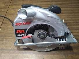 Sierra Circular Skilsaw 1400w