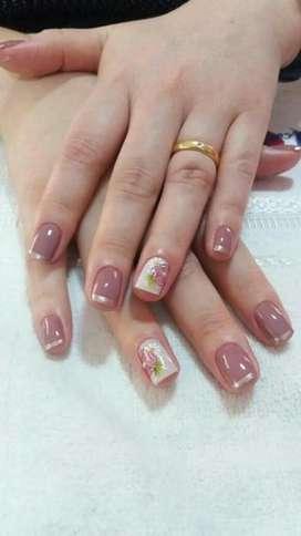 Manicure Y Pedicure Adomicilio