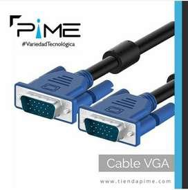 Cable Vga de diferentes metros