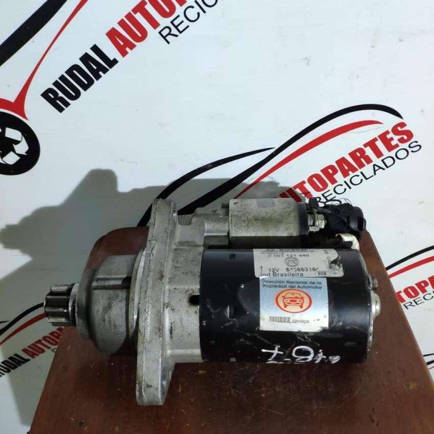 Burro De Arranque/ Motor Fiat Linea 5016 Oblea:02949036 0