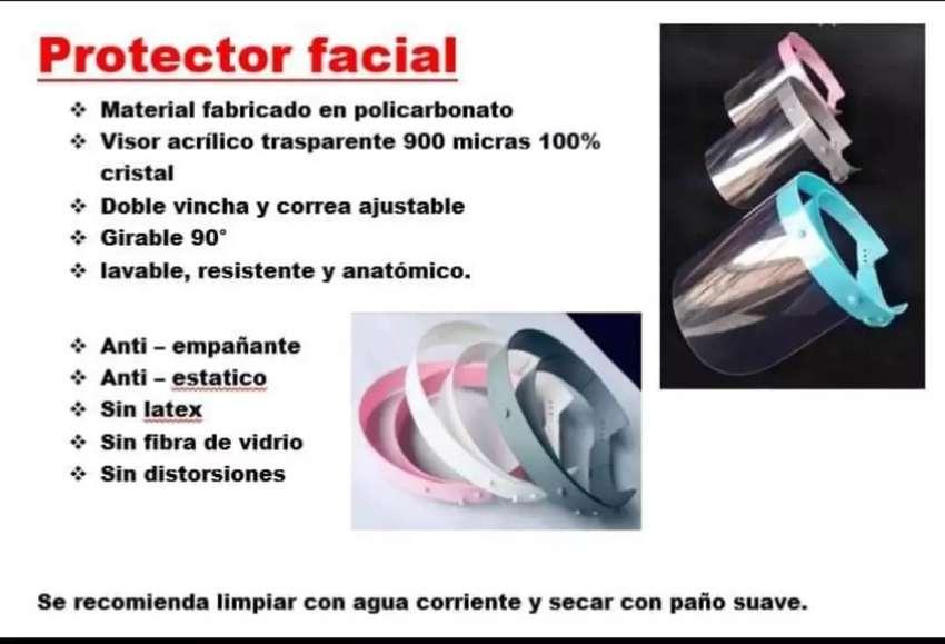 PROTECTORES  FACIALES 0