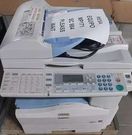 Fotocopiadora Ricoh laser digital byn