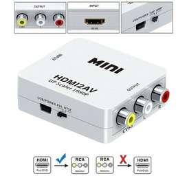 CONVERTIDOR HDMI A RCA