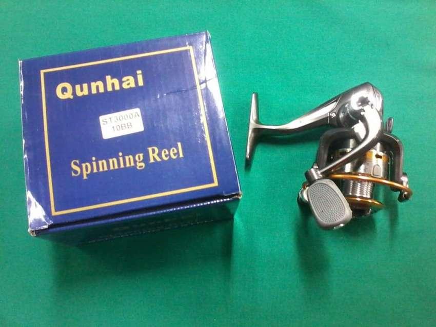 Qunhai Spining Reel St 3000a - 10bb Carrete Para Pesca 0