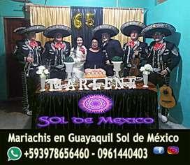 LAS MAÑANITAS CON MARIACHIS EN GUAYAQUIL