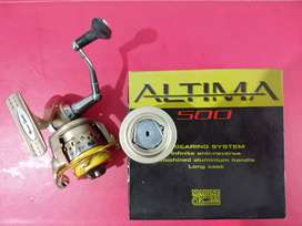 "REEL ""ALTIMA 500"" 6 RULEMANES."