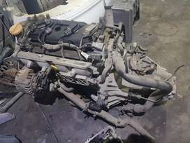 Vendo motor o repuestos de motor fluence 2.016v