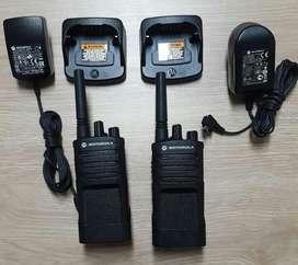 Radios Motorola Rva50 en Uhf Como Nuevos