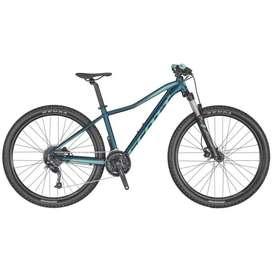 Bicicleta SCOTT Contessa Active 40. Crédito sin inicial, incluye seguro contra robo