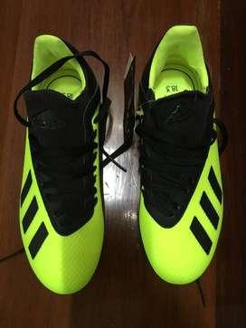 Guayos Adidas Originales Niño Totalmente Nuevos!!!