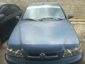 Fiat Palio 2004 papeles y llantas nuevas